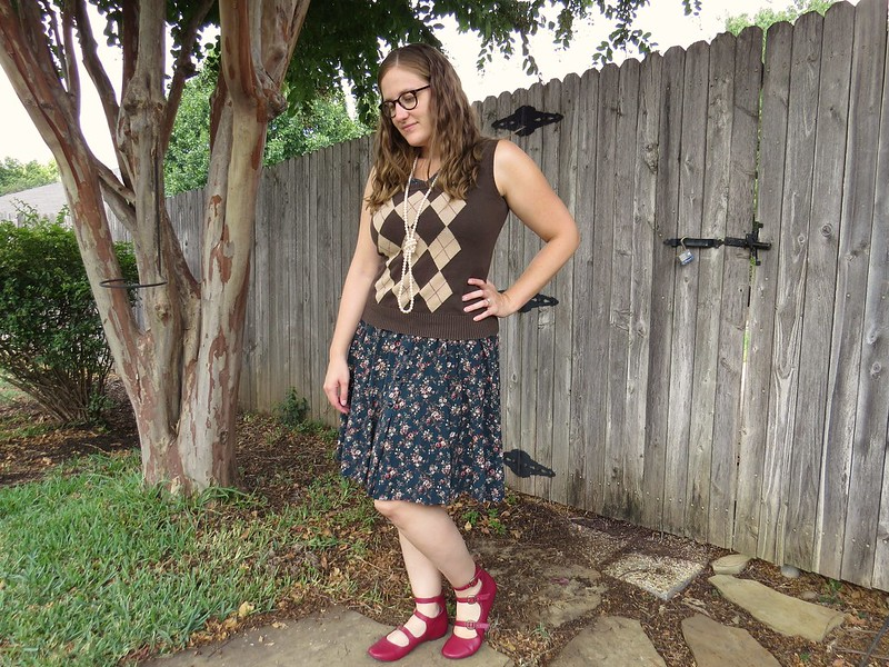Thrift Style Thursday: Back to School