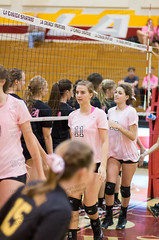 Girls' Volleyball: La Canada vs. Flintridge Sacred Heart