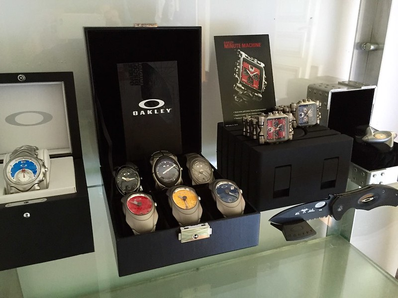 Oakley Watches