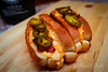 Toasted Pimento, Bacon and Jalapeño Dog - Green Arch Market