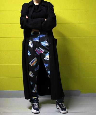 Footstar,H&M 코트, JOYRICH, Korea Style, Korean Fashion, Street Fashion,Street Style, 나이키조던, 나이키조던12, 스트릿패션, 크롭티,풋스타