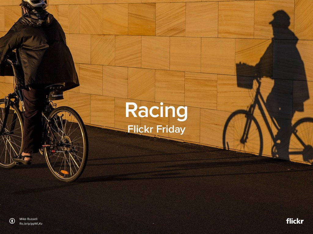 Flickr Friday: Racing