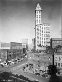Second and Washington, 1928