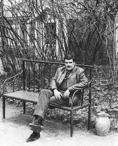 Довлатов, Михайловское, Пушкинские горы, 1977 год