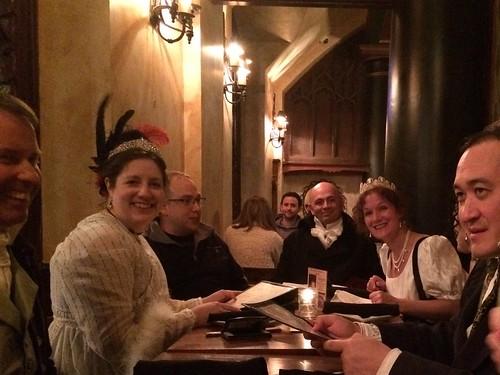 Baltimore Regency Dinner