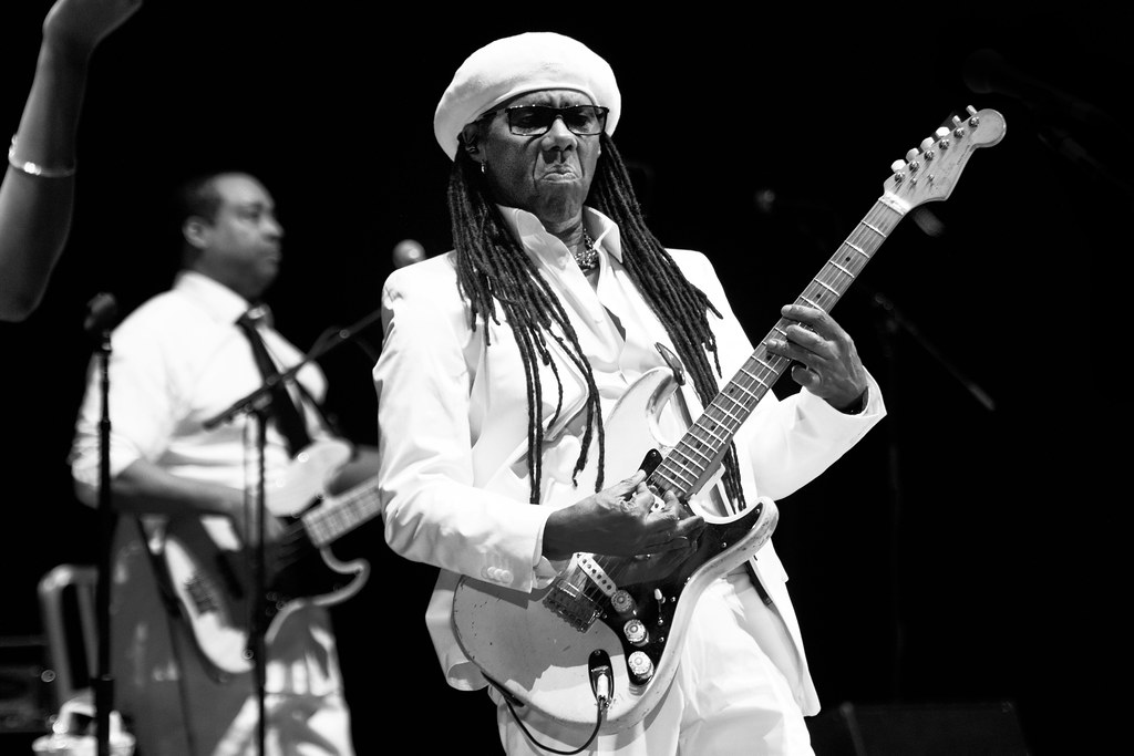 Nile Rodgers and Chic at Red Rocks