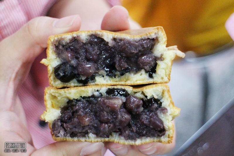 三重日式珍珠紅豆餅