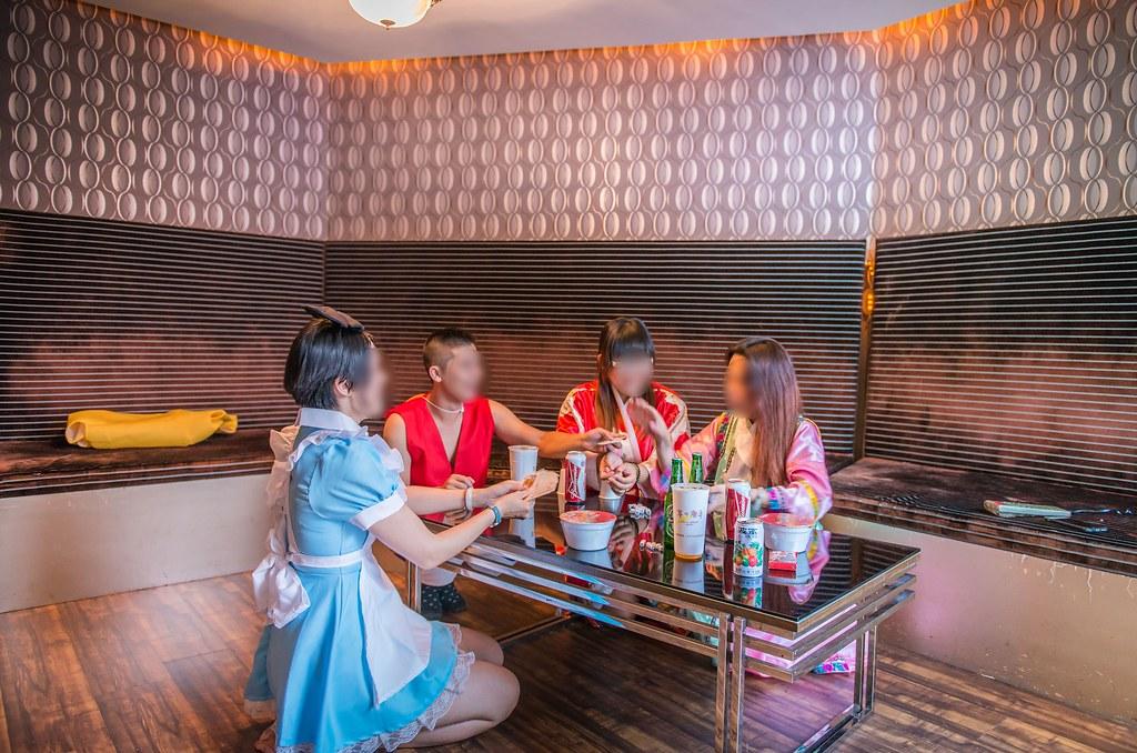台南汽車旅館開趴 媜13選擇最多又超貼心 (7)--房型605