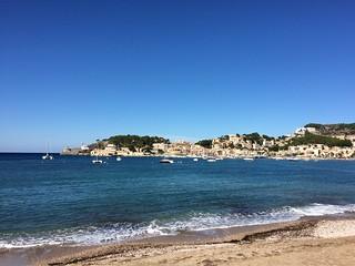 Bilde av platja des Través. santa port de puerto sierra mallorca islas baleares estellencs tramontana sóller ponsa ponça estellenchs calviá