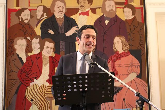 Martin Adjari (directeur général des médias et des industries culturelles)