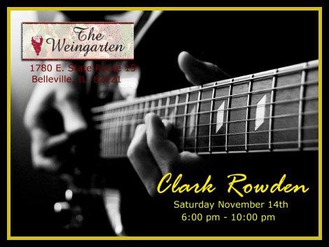 Clark Rowden 11-14-15