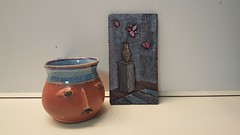 Goodies from the Newton Open Studios fall juried art festival