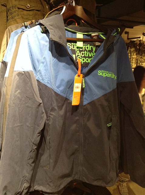 Superdry jacket $89