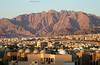 Aqaba in Jordan looking like Tatooine, the home planet of Luke Skywalker in StarWars