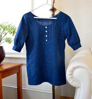 Sew Liberated Esme top