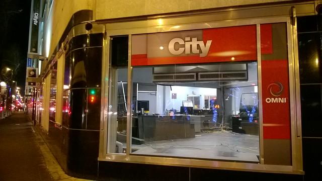 Former CityTV studios, downtown Edmonton