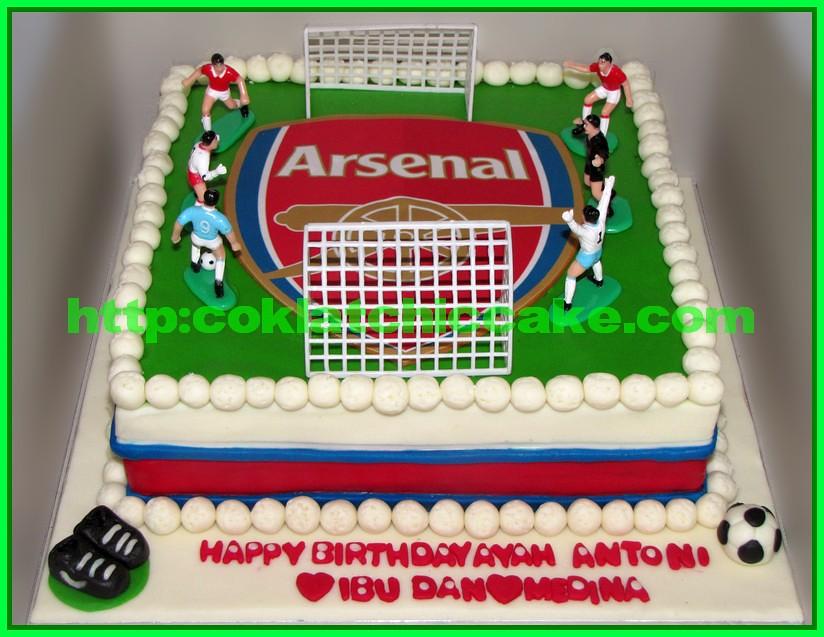 Cake Arsenal
