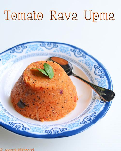 tomato-rava-upma