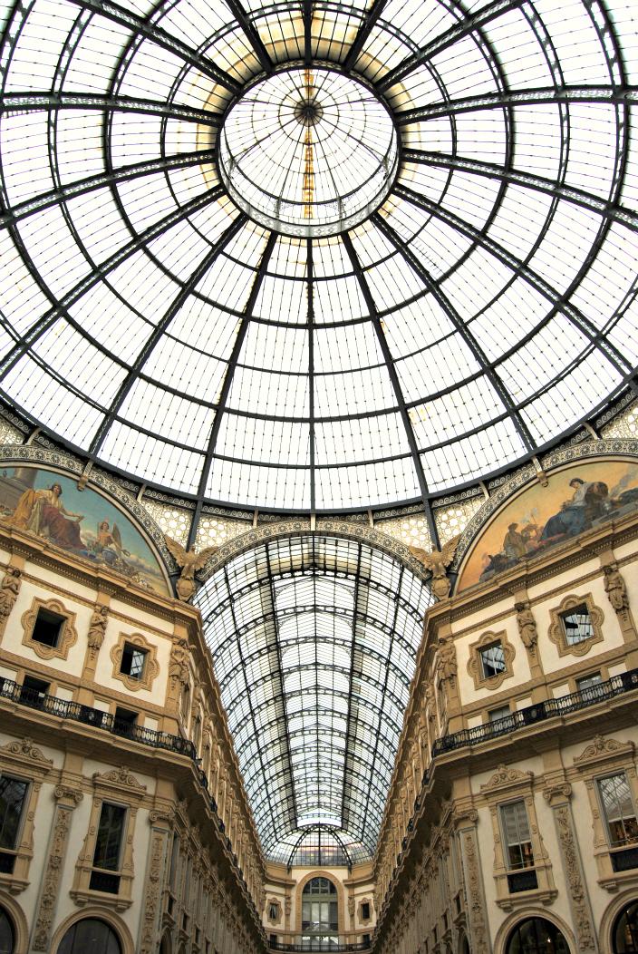 Galerias Vittorio Emanuele ll, Milano (04)