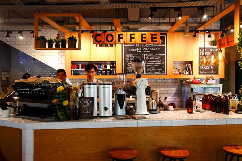 Yellow Brick Road Cafe Barista