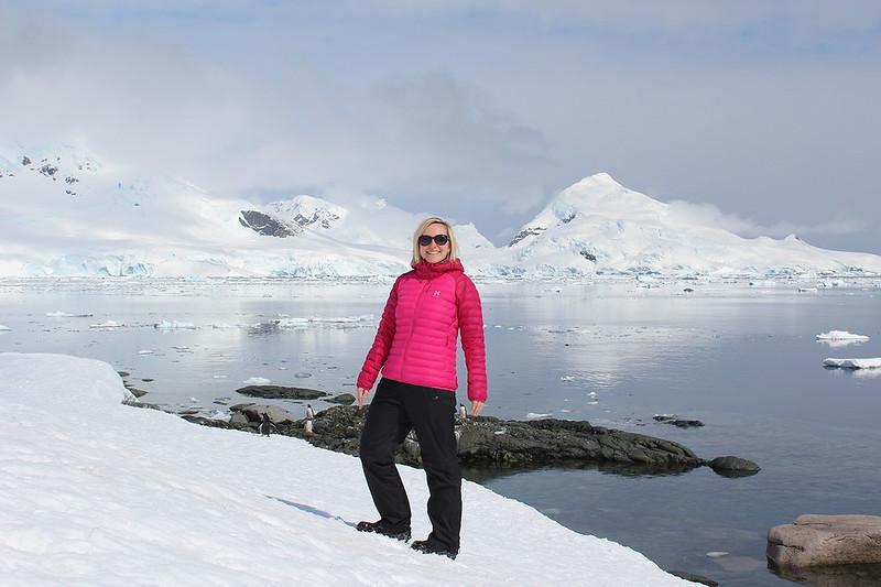 Annika Antarctica