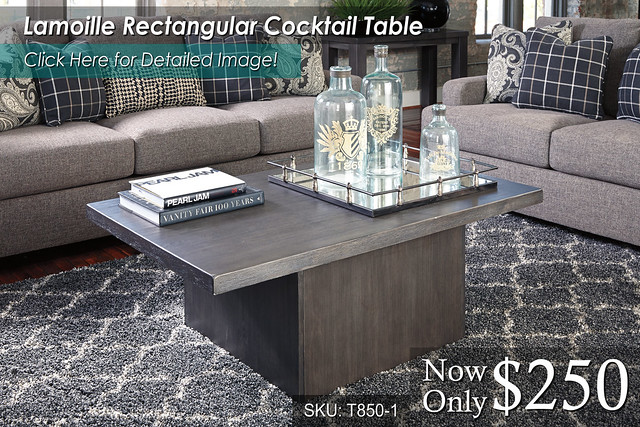 Lamoille Cocktail Table