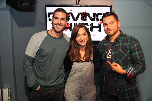 Comedian Jamie Lee on the Covino & Rich Show