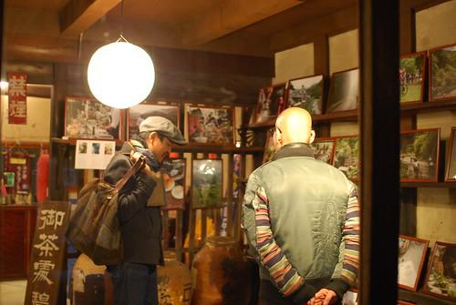 151205 グルメセンチュリーライド足助写真展@足助本町区民館