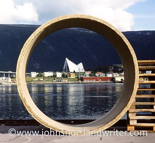 Norway.  Tromso: The Arctic Cathedral