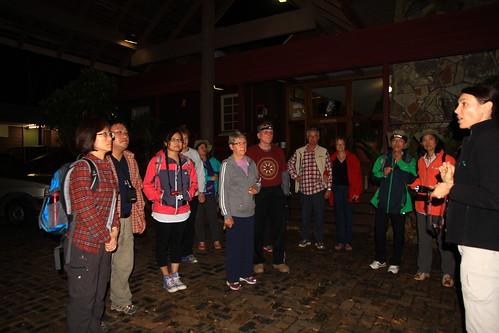 澳洲昆士蘭-Binna Burra Sky Lodges夜觀-20141120-賴鵬智攝