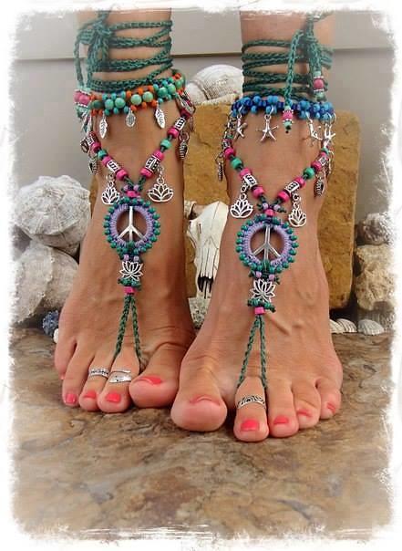 (i) foot jewelry a