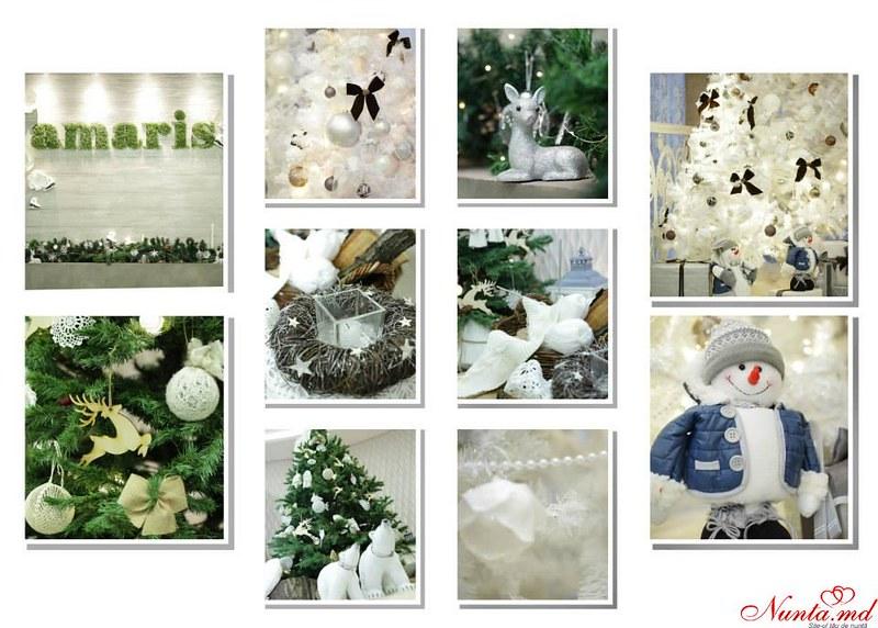 Restaurantul AMARIS Garden  > Magia sarbatorilor de iarnă împreună cu Amaris Garden!