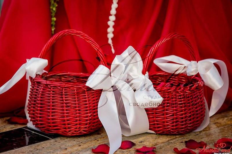 Свадебный Декор и Флористика от АЙЛАВЬЮ  >  Красный цвет — чувственный, прекрасный, смелый!