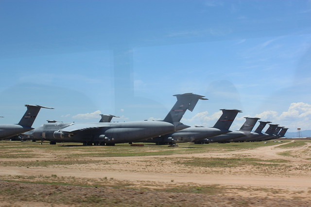 Boeing C-17 Globemasters