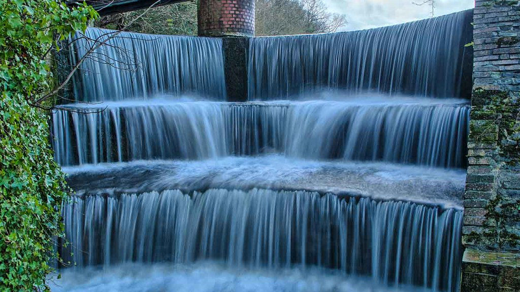 Three Tier Waterfall