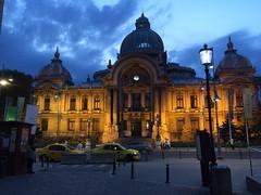 Palatul CEC-Bucarest