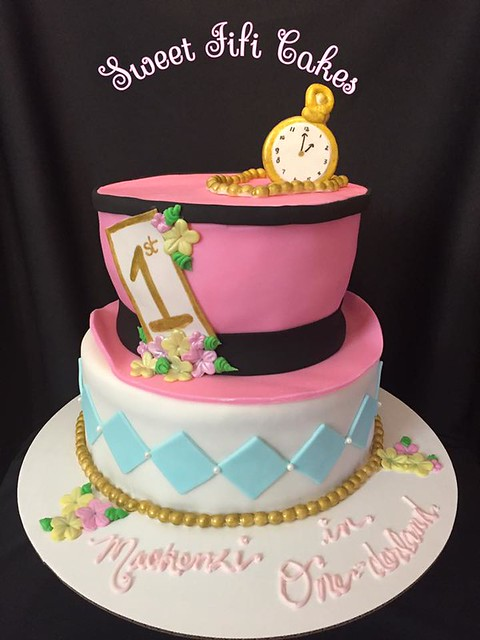 Cake by Gabrielle Selina Campbell of Sweet Fifi