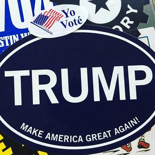 Soy Latina. Yo voté. 🙋♥️ #vote #election #america #latino #latinosfortrump #trump