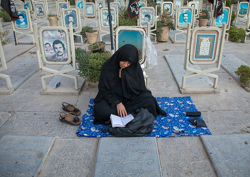 1people 60sadult adult adultsonly ashura book cemetery chador colorimage commemoration dead death esfahan fullframe fulllength grave grief horizontal iran iranianculture isfahan islam ispahan lonely martyrs memorial memories memory middleeast mourning muharram muslim oneperson outdoors persia photography placeofburial reading sadness shia shiite tomb war woman isfahanprovince ir