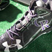 Under Armour unveils special Rockies cleats at the Winter Meetings.