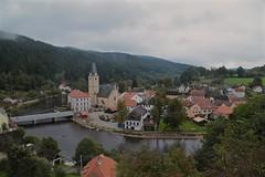 View from Rožemberk Castle 02