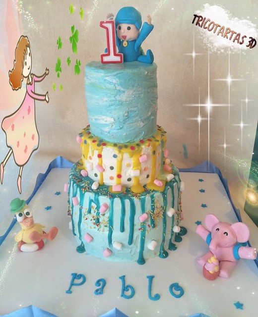 Cake by Tricotartas3D
