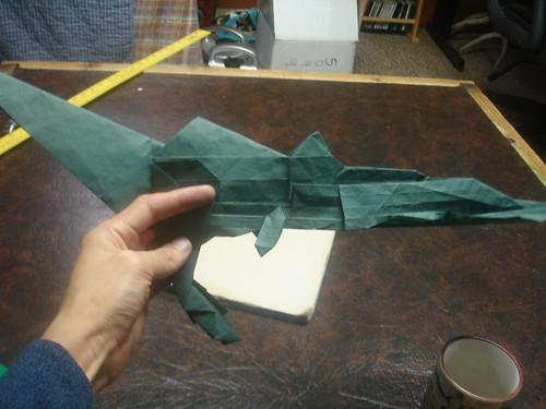 Giganotosaurus 2015