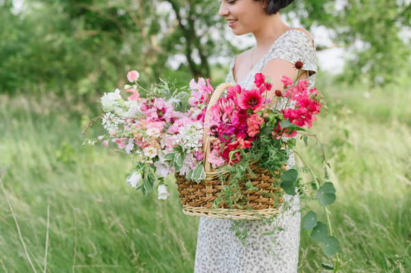 Celine Kim Photography Sweet Gale Gardens Herb n Meadow Floral styled shoot-7