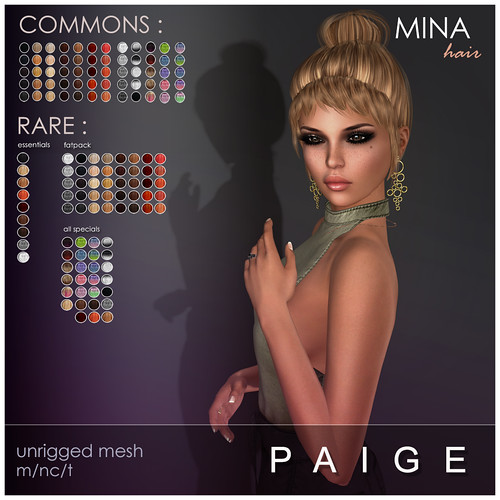 MINA Hair - Paige for Chapter Four