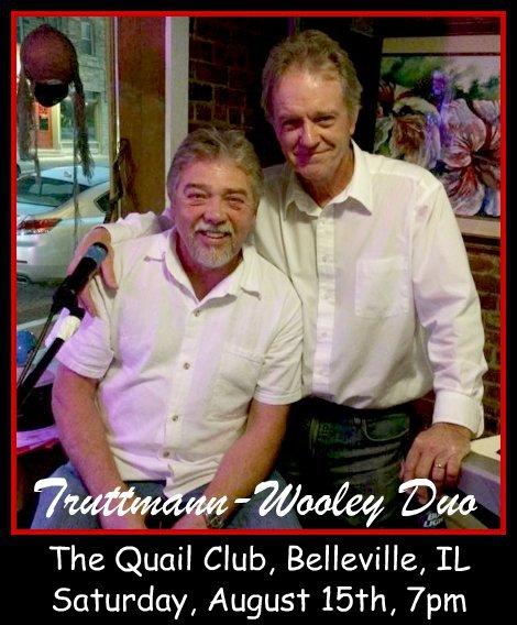 Truttmann-Wooley Duo 8-15-15