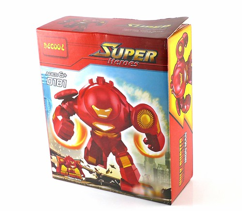 LEGO 76031 The Hulk Buster Smash c3