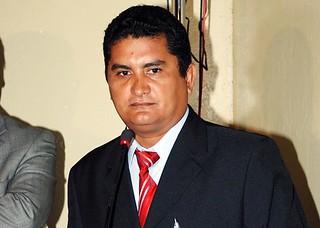 Zé Costa, prefeito de Monte Alegre