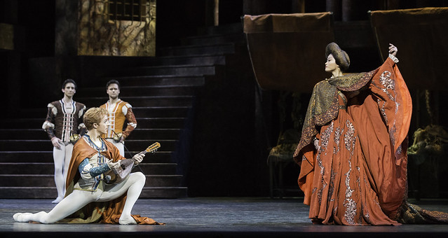 Romeo and Juliet by Kenneth MacMillan
