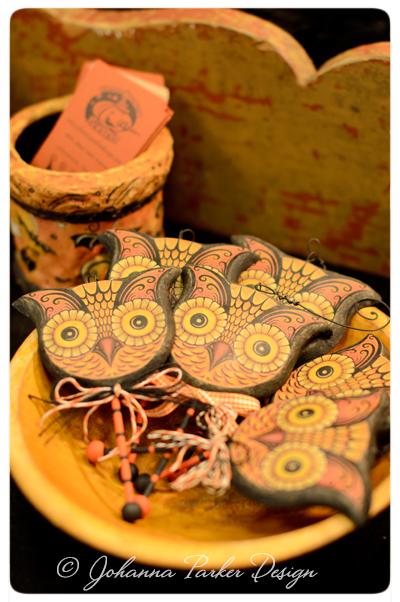Johanna-Parker-Halloween-Owl-Ornaments
